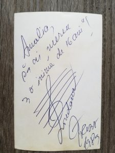 martie 1989, Loredana Groza